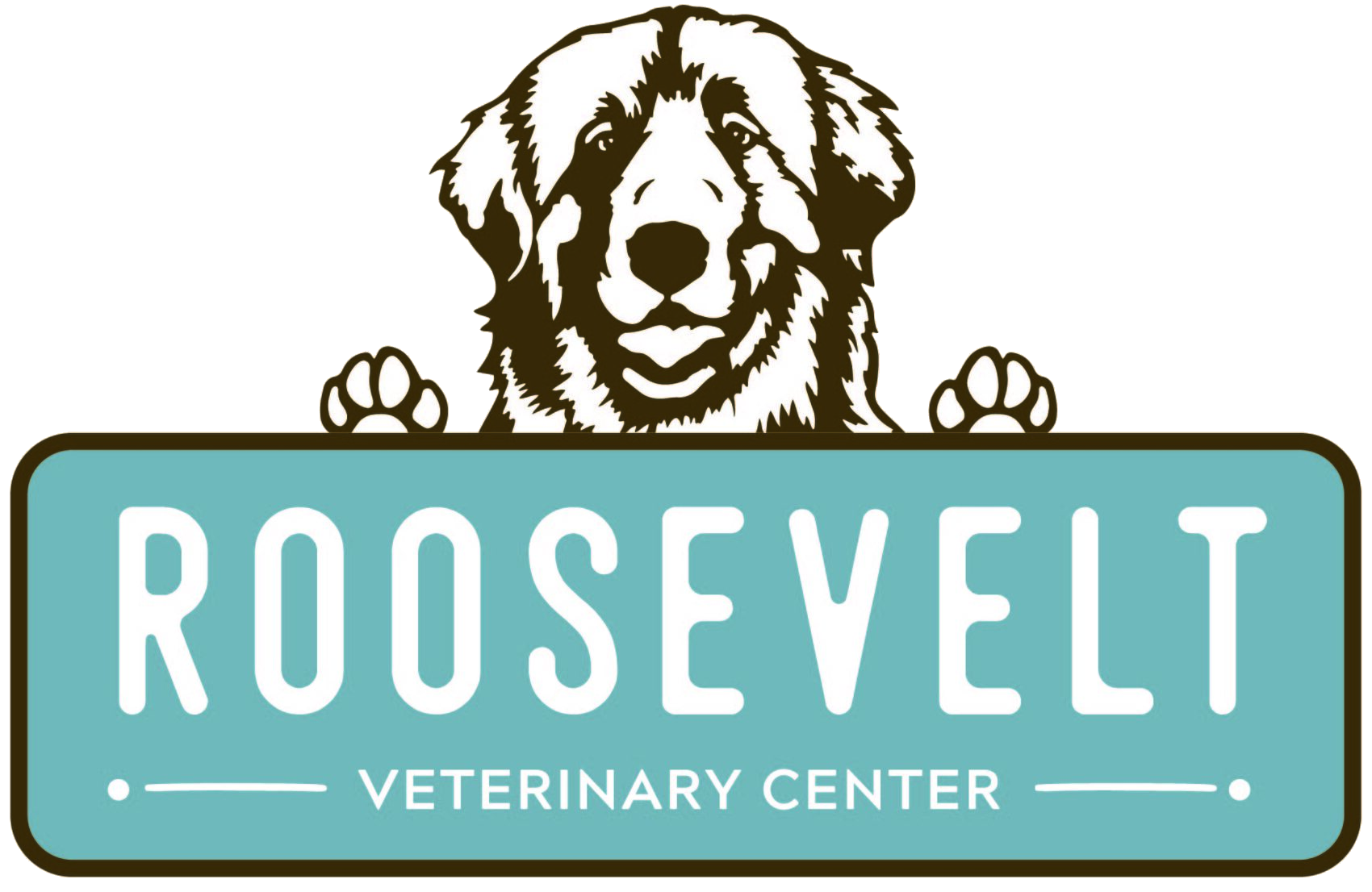 Roosevelt Veterinary Center logo
